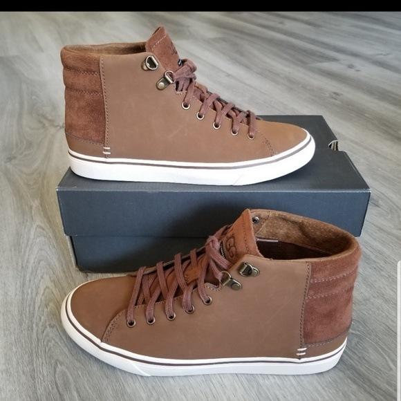 4b63da952bb UGG Hoyt Waterproof Sneakers. NWT
